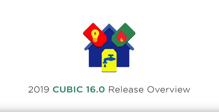 Municipal Software CUBIC 16 Release Updates