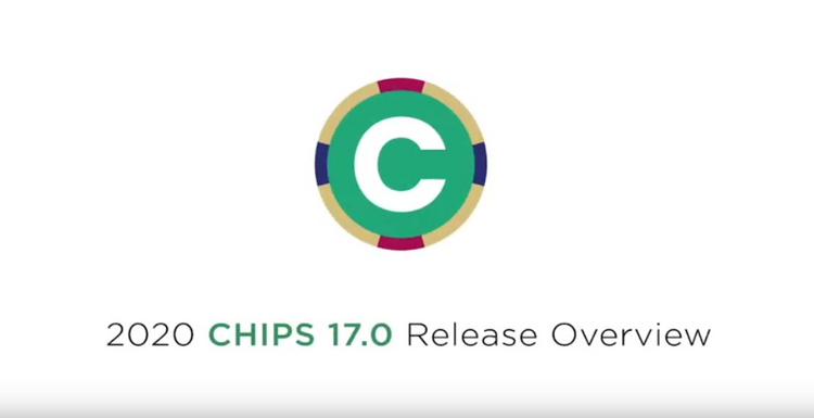 Municipal Software CHIPS 17 Release Updates